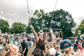 Bubblica op Zomerparkfeest Venlo 2014-1.jpg