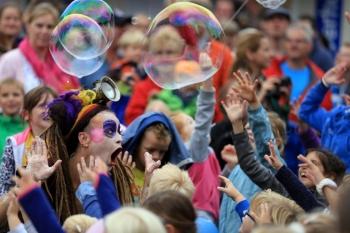 Bubblica op Zomerparkfeest Venlo 2014-2.JPG