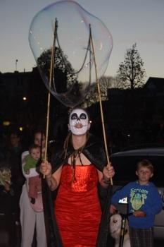 Bubblica op Halloweenstoet de Panne 2014-1.jpg